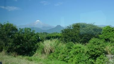 Mexican volcano.