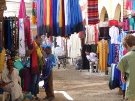 Town market