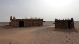 Bedouin home