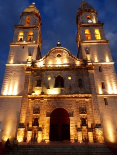 Veracruz Cathedral, Mexico