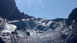 Eyjafjallajökull Volcano, after 2010 eruption