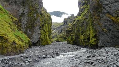 Near Eyjafjallajökull Volcano