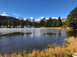 Rocky Mt. National Park - Sprague Lake 2